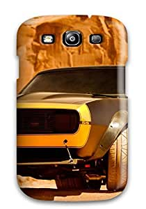 S3 Scratch-proof Protection Case Cover For Galaxy/ Hot Transformers 4 Bumblebee Camaro Phone Case