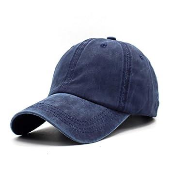 Yosrab Gorra de béisbol para Mujer Gorras para Hombres Sombreros ...