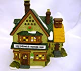 Heritage Village Collection; Dickens Village Series: ''Giggleswick Mutton and Ham'' #58220 by Department 56