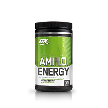 Amazon.com: Optimum Nutrition Amino Energy with Green Tea and ...