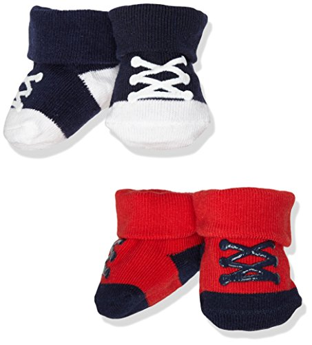 Carters Baby Boys Folded Booties