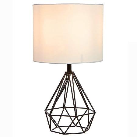 VOVOVO Moderna lámpara de Mesa, con innovadora Base de Estilo ...