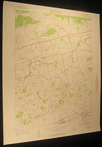bethel-pennsylvania-mount-aetna-1956-vintage-usgs-original-topo-chart-map