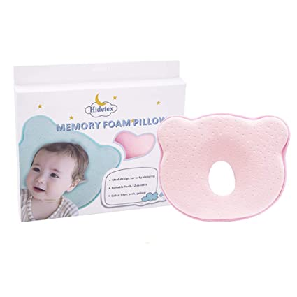 Amazon.com: Hidetex - Almohada de apoyo para bebé recién ...