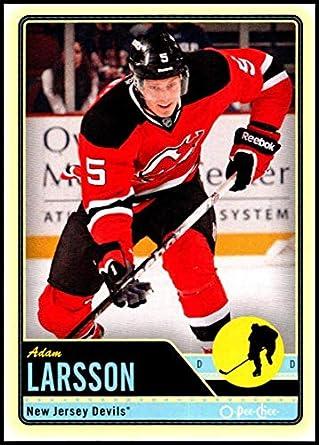 check out 5e804 56c64 Amazon.com: 2012-13 Upper Deck O-Pee-Chee #256 Adam Larsson ...