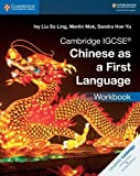 Cambridge IGCSE® Chinese as a First Language Workbook (Cambridge International IGCSE) (Chinese Edition)