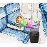 Almohada Inflable de viaje para pierna Resto en aviones y Kids