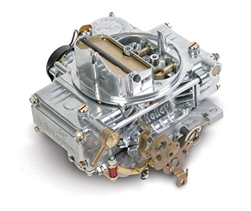 Holley 0-80457sa Aluminum 600 CFM Four-Barrel Street Carburetor by Holley