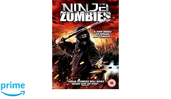 Ninja Zombies [Reino Unido] [DVD]: Amazon.es: Michael Castro ...