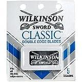 Wilkinson Sword Double Edge single Razor Cartridge - Pack of 3