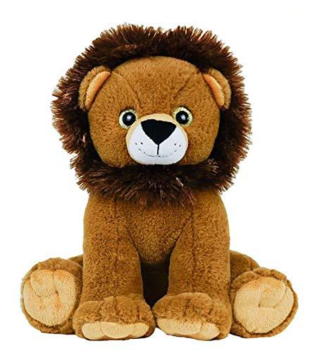 Bear Factory Cuddly Soft 16 inch Stuffed Happy Lion...We Stuff 'em...You Love 'em! from Bear Factory