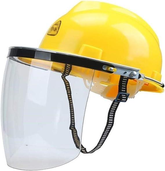 GUOF Casco de seguridad de trabajo casco de soldadura químico tipo ...