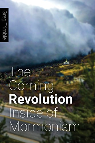 The Coming Revolution Inside of Mormonism cover