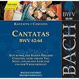 Edition Bachakademie Vol. 20 (Geistliche Kantaten BWV 62-64)