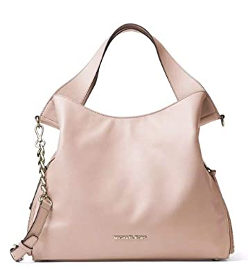 8c874f3348a3 Amazon.com  Michael Kors Devon Large Leather Hobo Shoulder Bag Tote  Shoes