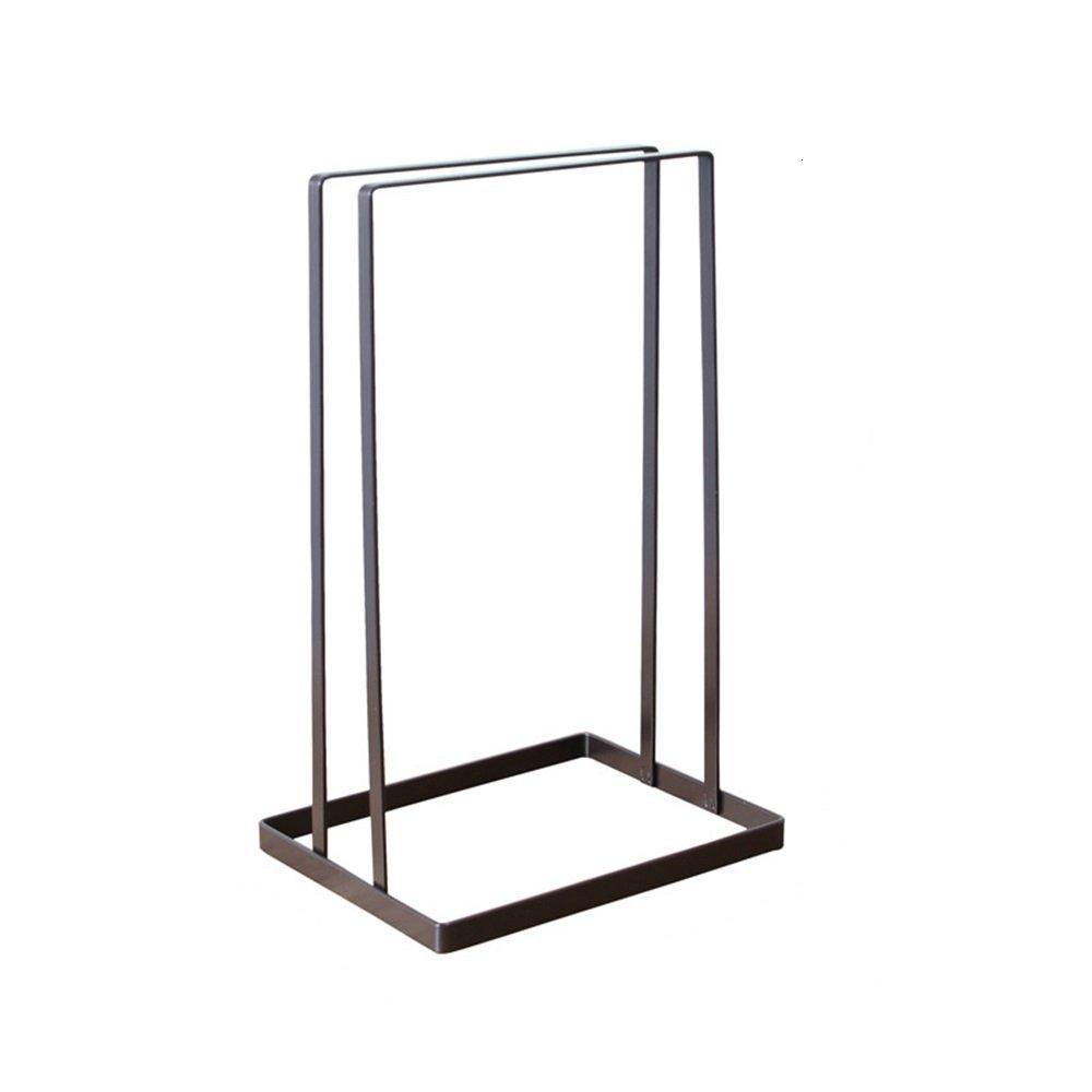 Mylifeunit Hanger Stacker piedi Hanger Holder metal Hanger organizer portaoggetti