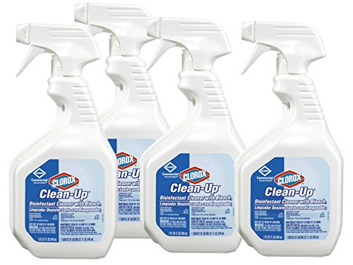 clorox-35417ea-clean-up-disinfectant-cleaner-with-bleach-32-fl-oz-trigger-spray-bottle-pack-of-4