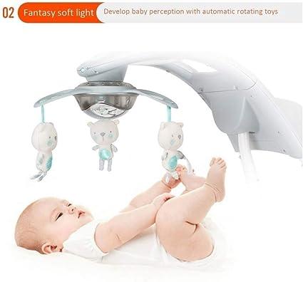 QIYUE Silla oscilante del bebé, el Swing y Rocker: Amazon.es: Hogar
