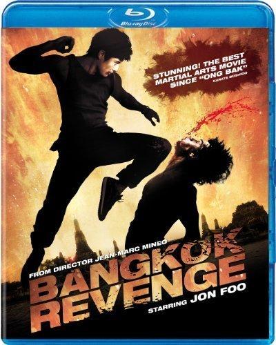 Bangkok Revenge [Blu-ray] by Well Go USA by Jean-Marc Min??o