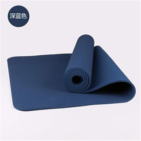 Hunt Power TPE Esterilla de Yoga Antideslizante Elástico ...