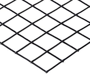 Amazon.com: 12200ME105-36X60 PVC Coated Galvanized Steel Welded Wire ...
