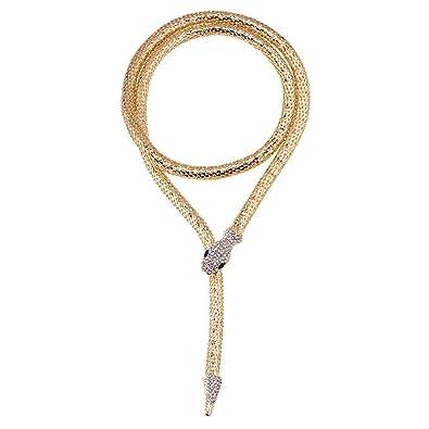 venta más barata fotos oficiales mejor valor SEALEN Flexible Collar de Serpiente Gargantilla Magnética ...