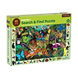 Mudpuppy Rainforest Search & Find Puzzle (64 Piece)