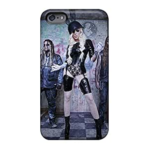 Scratch Protection Hard Phone Cover For Iphone 6 With Customized Lifelike In This Moment Band Pictures ErleneRobinson