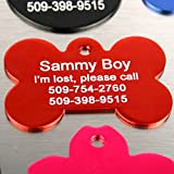 GoTags Pet ID Personalized Pet Tags for Dogs and