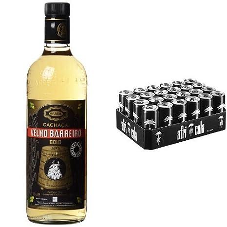 Velho Barreiro Gold 3 Jahre 1 X 07 L Amazonde Bier Wein