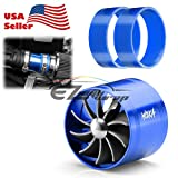 EZAUTOWRAP Mi2KA Turbine Air Intake Fuel Gas Saver