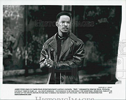 2000 Press Photo Jamie Foxx in
