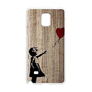 Spoony boy Cell Phone Case for Samsung Galaxy Note4 by Maris's Diary