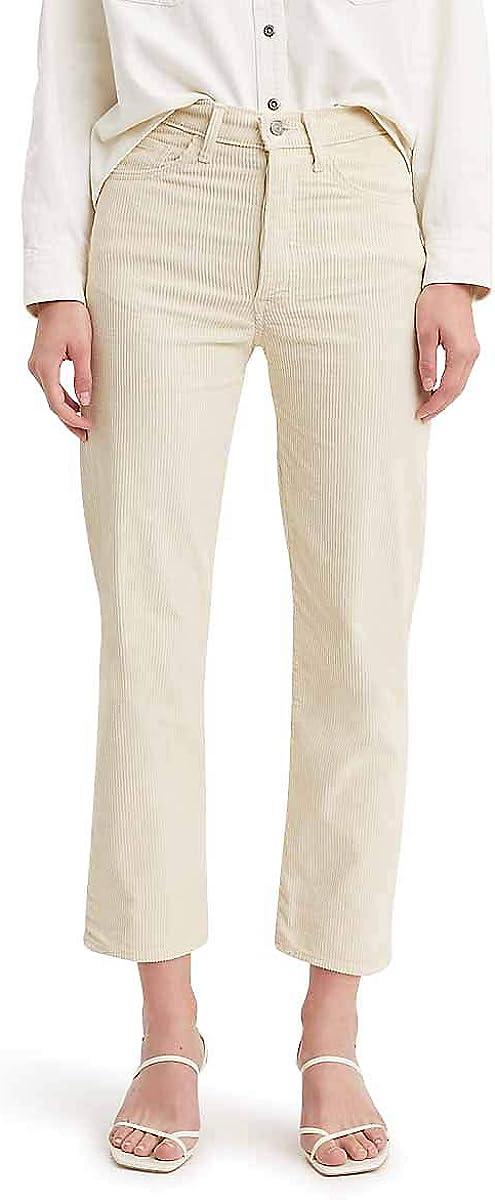 Levi's Pantalones de Tobillo Rectos para Mujer