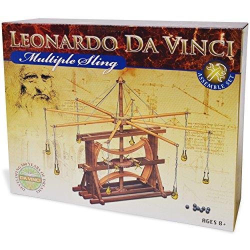 Edu-Toys  Leonardo Da Vinci   Multiple Sling (Electromagnet Science Set)