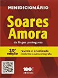 capa de Minidicionário Soares Amora da Língua Portuguesa