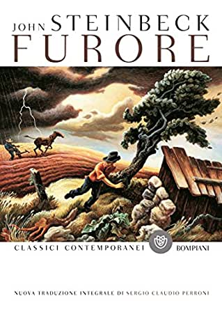 Steinbeck Furore Ebook