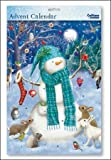 Advent Calendar (WDM9740) Caltime - All Wrapped Up - Glitter Varnished by Caltime