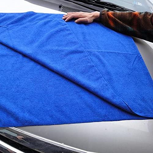 30 Microfiber Absorbent Cleaning Car Soft Cloths Wash Towel No Scratching 30