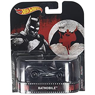 Hot Wheels Batman v Superman: Dawn of Justice Batmobile Vehicle