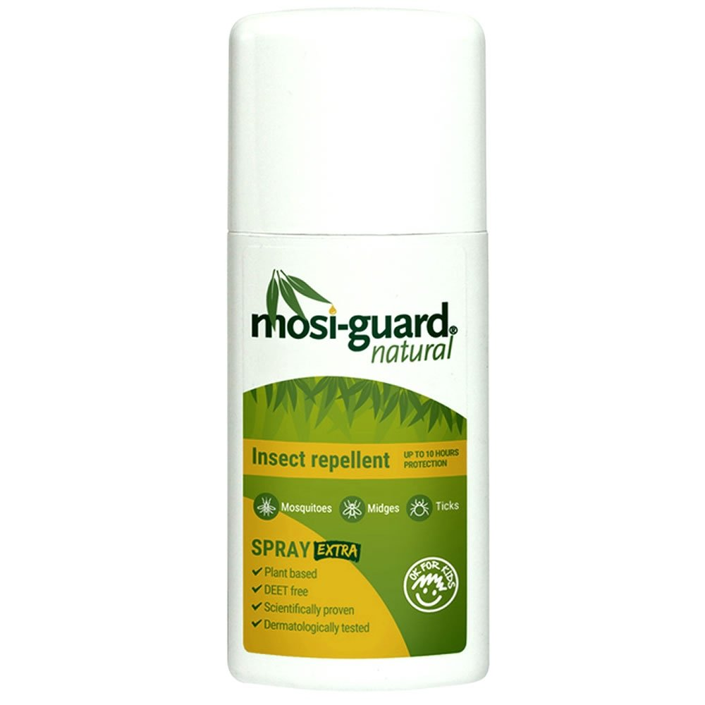 (Pack Of 3) Mosi-Guard Natural Extra Strength Mosquito Insect Repellent