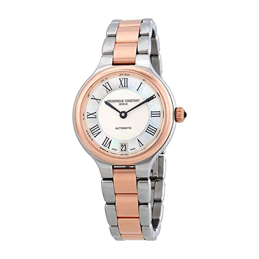 Frederique Constant Classics Delight Reloj de Mujer automático FC-306MC3ER2B: Amazon.es: Relojes