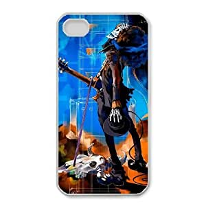 iphone4 4s White phone case One Piece Brook ONP5329369