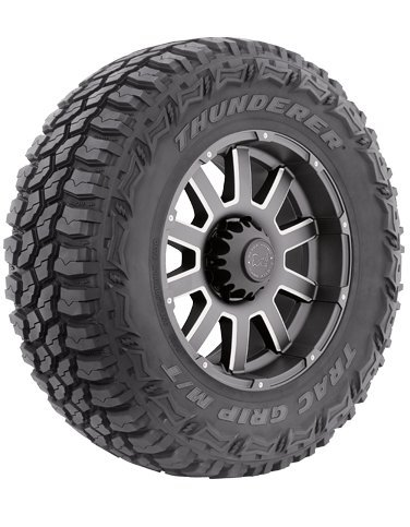 Thunderer TRAC GRIP M/T Mud R Tire-285/75R16 126Q