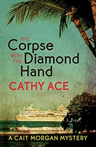 book cover of The Corpse with the Diamond Hand