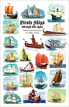 Book Pirate Ships Through the Ages
