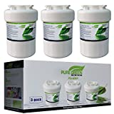 Ge Smartwater Filtration Mwf Cartridge GE MWF SmartWater Compatible Refrigerator Water Filter 3 pack