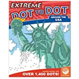 Extreme Dot to Dot Around The USA Puzzle