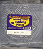 Learning Leaves Rubbing Plates