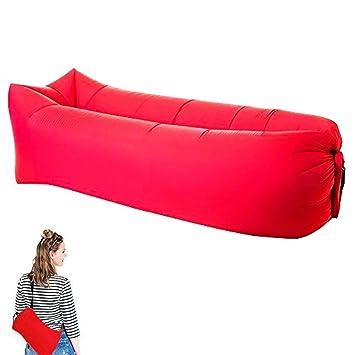 Sofa Hinchable, portátil impermeable Durable ligero ...